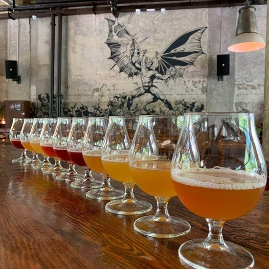 The Legendary Tale of Stone Brewing Co: Virtual Beer Tasting