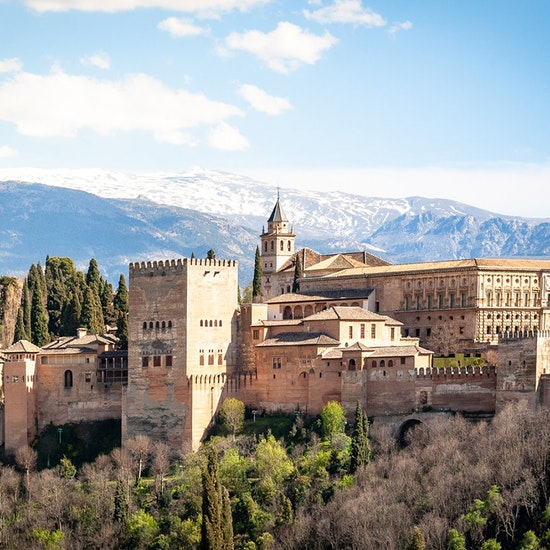 Tour virtual de la Alhambra