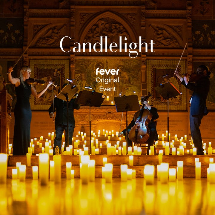 Candlelight: Beethoven's Best Works