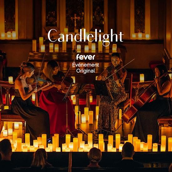 Candlelight : Musiques de films à l'Église St-Jean-Baptiste