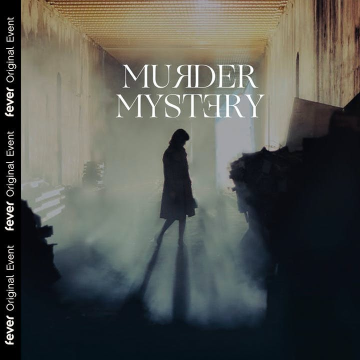 Murder Mystery: Immersive Game in a Haunted Location