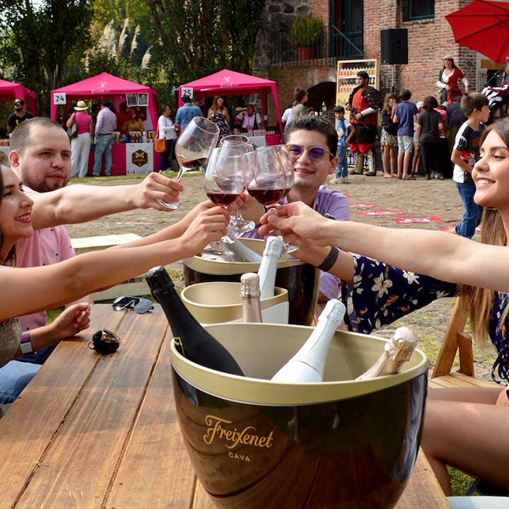 INTERVINOS: Festival del Vino con Catas, Talleres y más