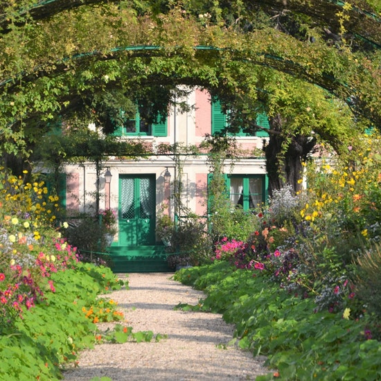 Visite virtuelle de la maison de Monet à Giverny