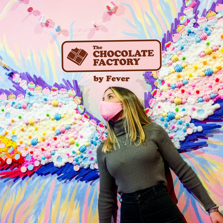 The Chocolate Factory: Step into a World of Sweets!