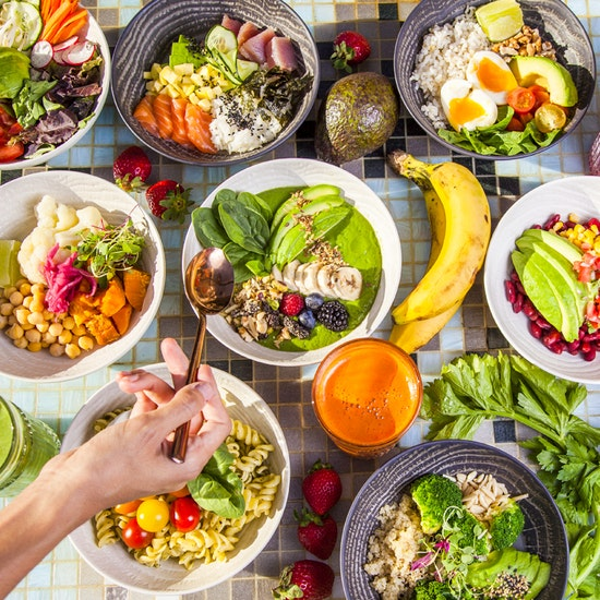 Super Healthy: menús saludables en Take Away