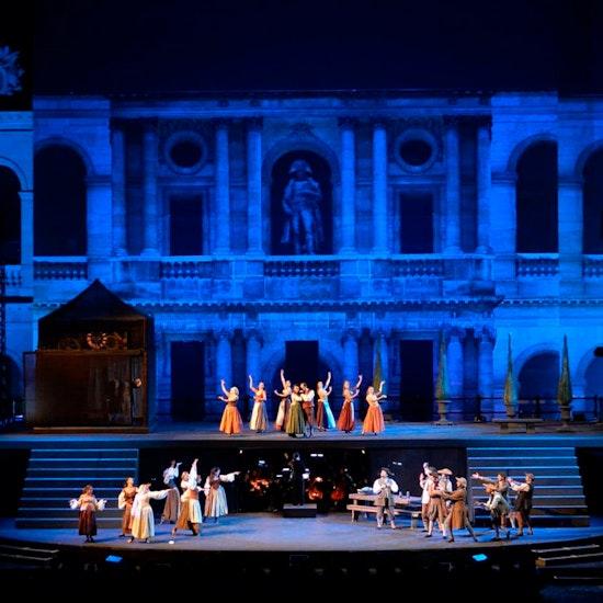 Tosca : Opéra en Plein Air à l'Hôtel National des Invalides