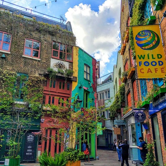 London LGBTQ City Exploration Game