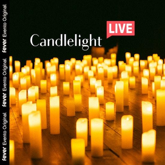 Candlelight Live: música clássica ao vivo à luz de velas