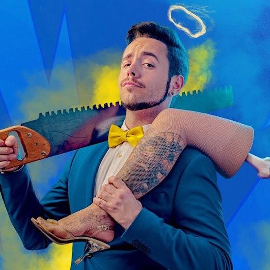 Mago Marín: show de magia en streaming