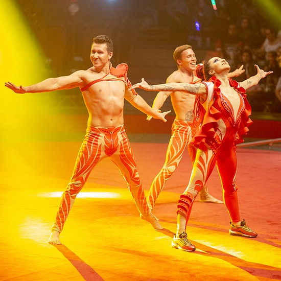 Circus Vazquez: A New Age Traditional Circus