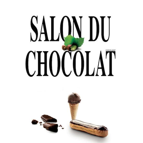 25 ans du Salon du Chocolat à Paris