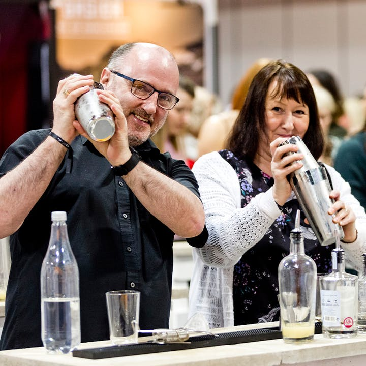 The Gin To My Tonic Show Manchester: Meet-the-Makers