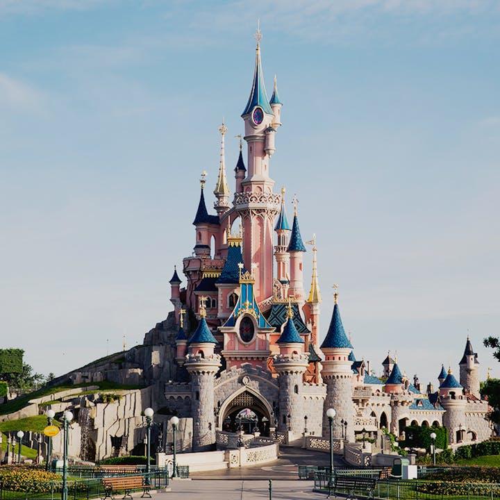 Disneyland Paris : Billet valable 1 an pour les 2 parcs