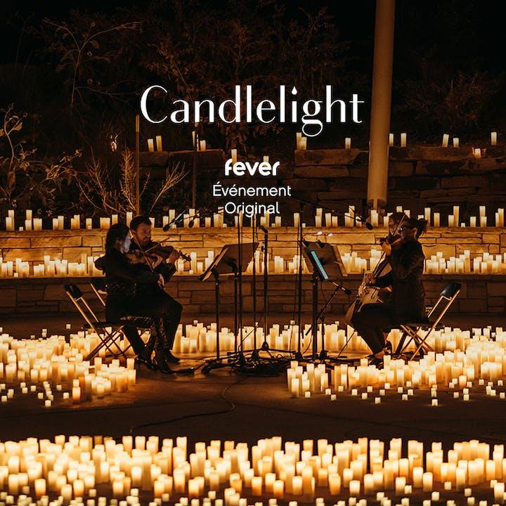 Candlelight : Les 4 Saisons de Vivaldi à la bougie