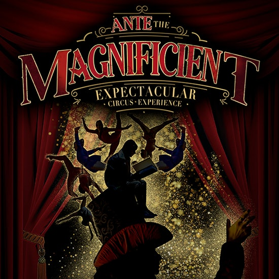 Ante El Magnífico: show circense en La PlaZeta