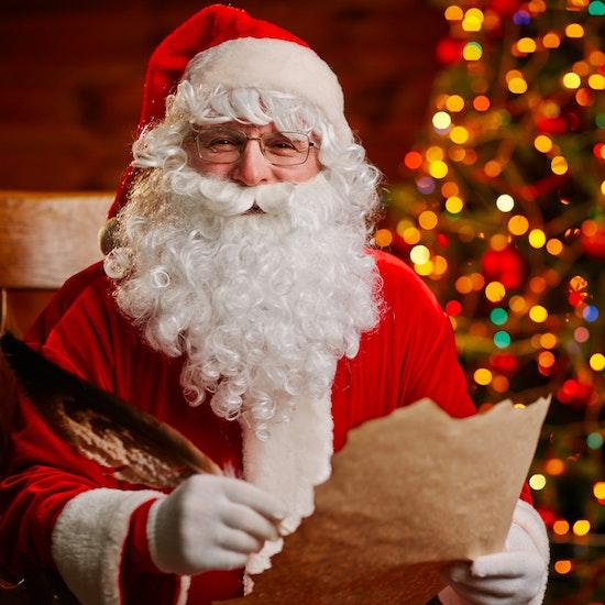 Wesanta: ¡conoce a Santa Claus en tu casa!