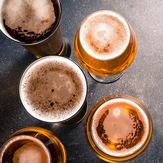 Cervezas nómadas Garagart: envío de pack y cata online