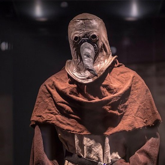 Houston Museum of Science: Death by Natural Causes Exhibit