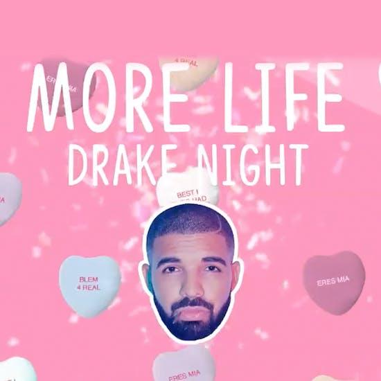 Summer Gigs: Drake Night   Fever