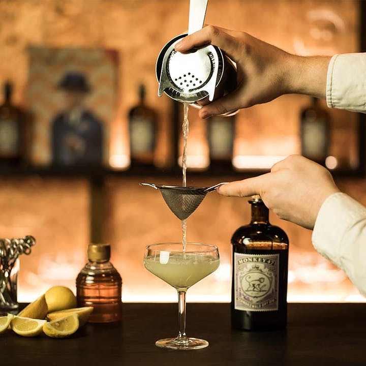 The Wild Monkey Cocktail Safari: Pop-Up Bar