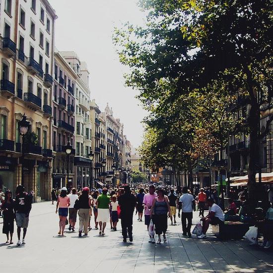 Ruta por la Barcelona romana