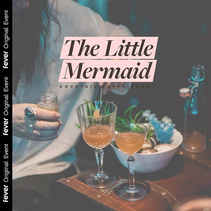 The Little Mermaid Cocktail Experience