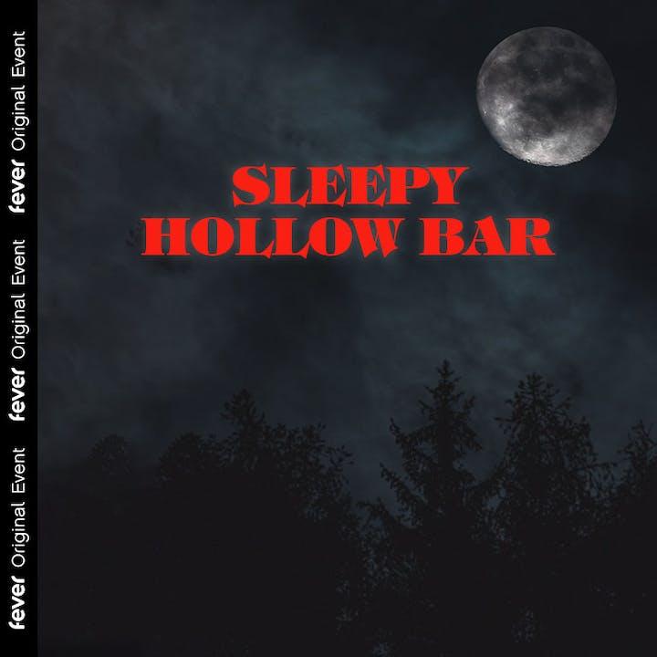 Sleepy Hollow Bar: An Immersive Cocktail Experience