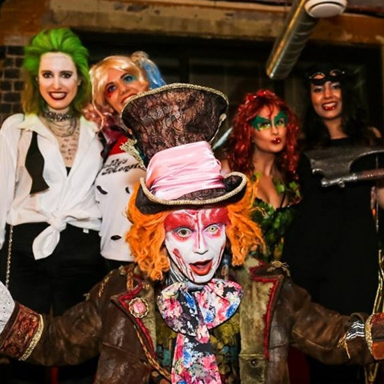 Trapped In Wonderland Halloween Experience