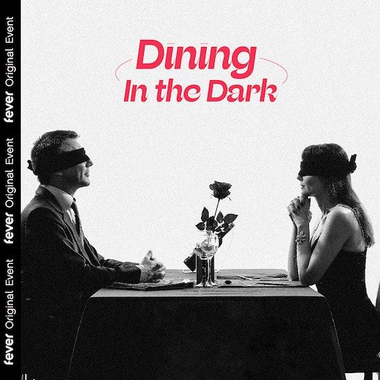 Dining in the Dark in Hamburg