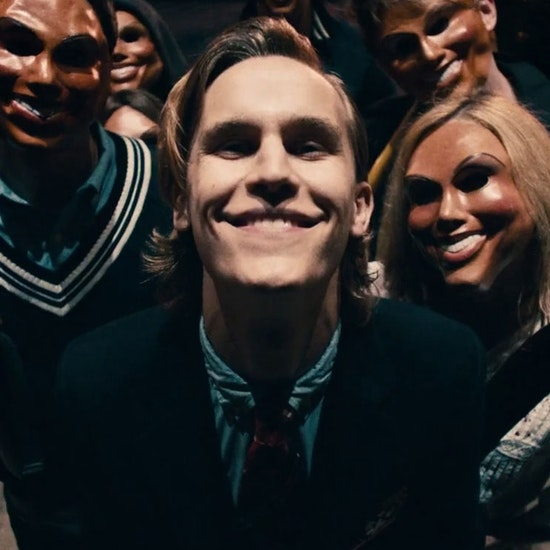 Drive-in Midnight Movie: The Purge (R)