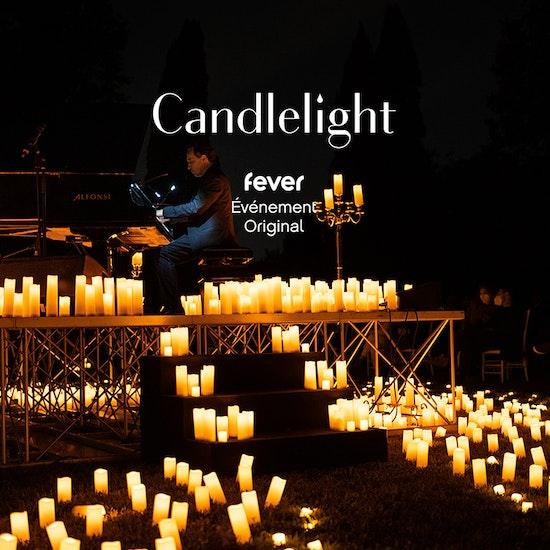 Candlelight Open Air : Musiques de Dessins Animés à la bougie