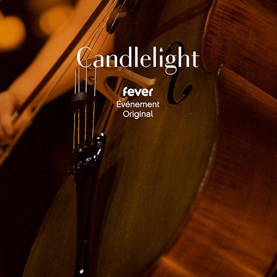 Candlelight : De Bach aux Beatles à la lueur des bougies