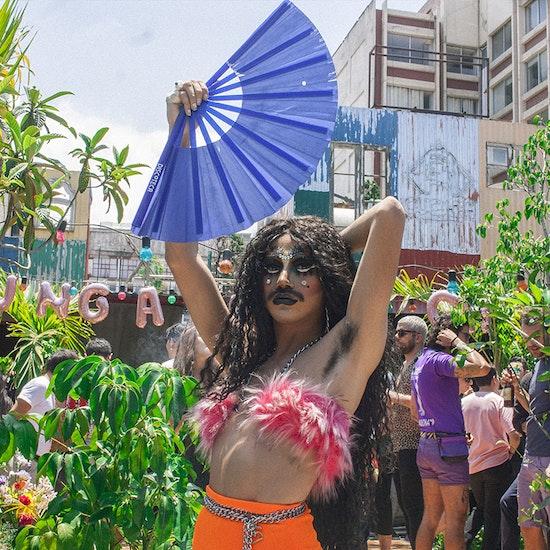 Sungay Travestía: Pride Recovery