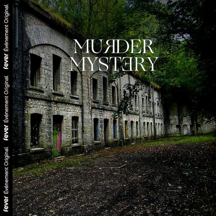 Murder Mystery : Jeu immersif dans un asile psychiatrique