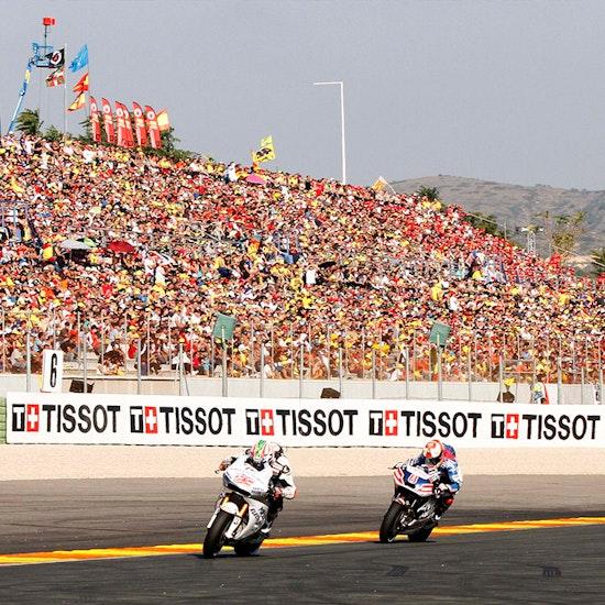 ¡Entradas y hotel para Moto GP en Cheste!