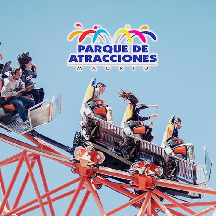 Parque de Atracciones de Madrid: ¡hazte con tu entrada!