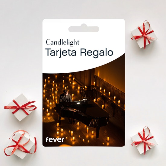 Candlelight: ¡tarjeta regalo!