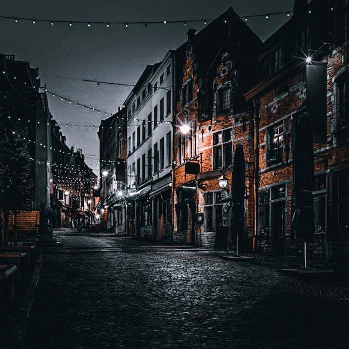 Halloween : Escape Game de nuit dans les rues de Bruxelles