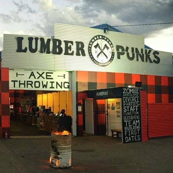 Hit The Target: Axe Throwing at Lumber Punks Gold Coast