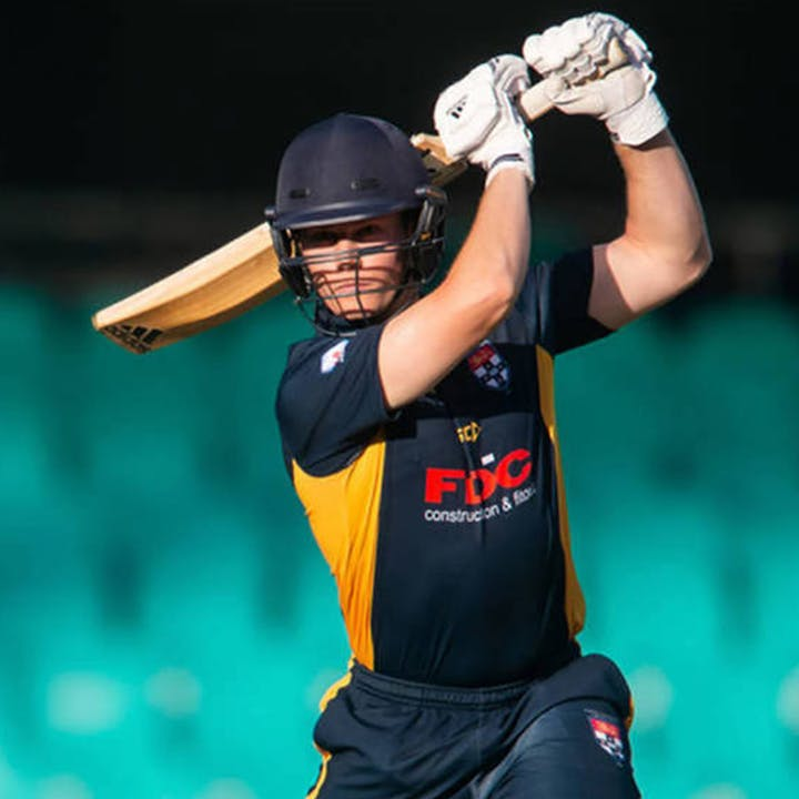 Virtual Experience with Pro Cricketer Hayden Kerr