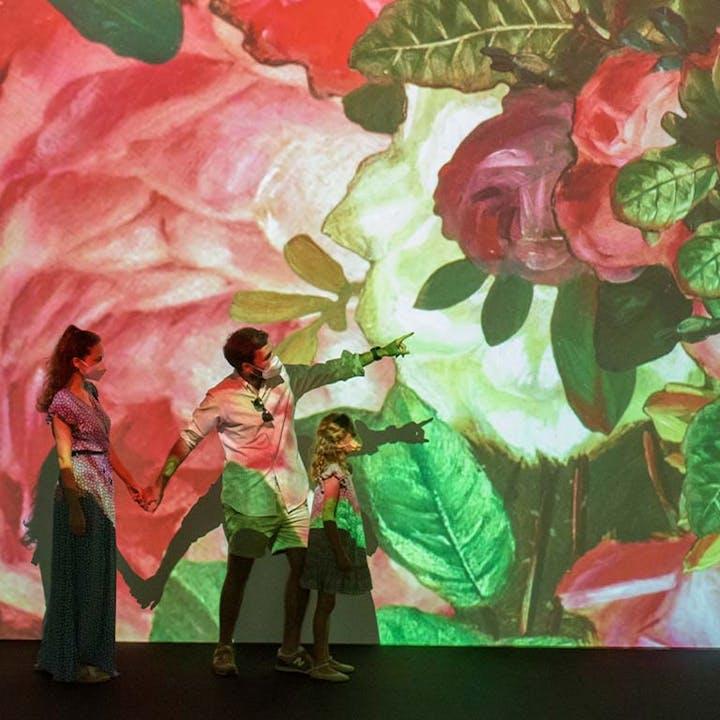 Impresionistas: La expo inmersiva con Monet, Van Gogh, Cézanne y más