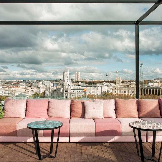 """Casa Suecia """"on the roof"""": menú en terraza"""