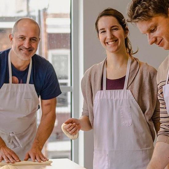 Atelier pour apprendre à faire des bagels montréalais !