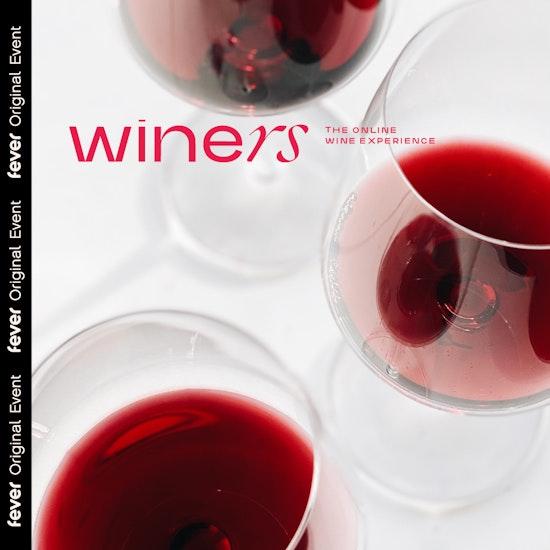 """Winers """"The online Wine Experience"""": envío de vinos y cata"""