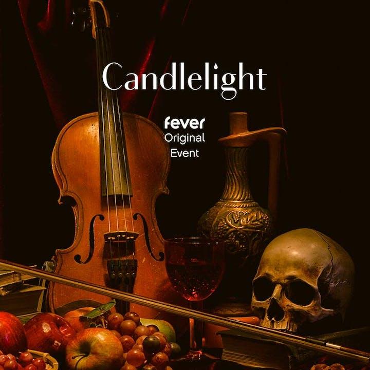 Candlelight Halloween: Trilhas sonoras sombrias à luz de velas