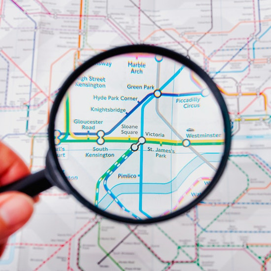 The London Underground Treasure Hunt