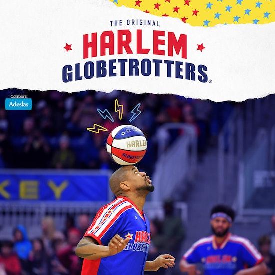 Harlem Globetrotters: ¡Show de basket en Bilbao!