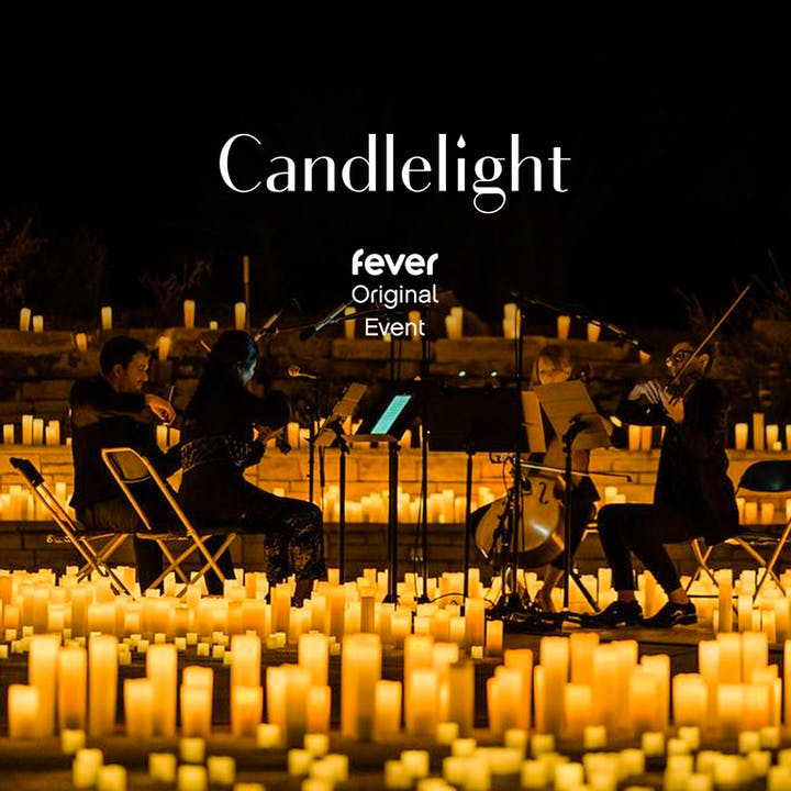 Candlelight Open Air: Featuring Vivaldi's Four Seasons and More
