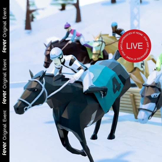 At The Races: A Virtual Horse-Racing Experience