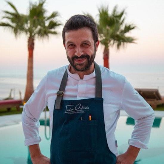 Florida Beach: experiencia Michelin Iván Cerdeño